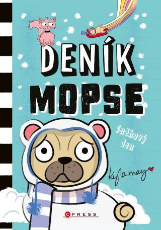Deník mopse: Sněhový den - Sander Sonia [E-kniha]